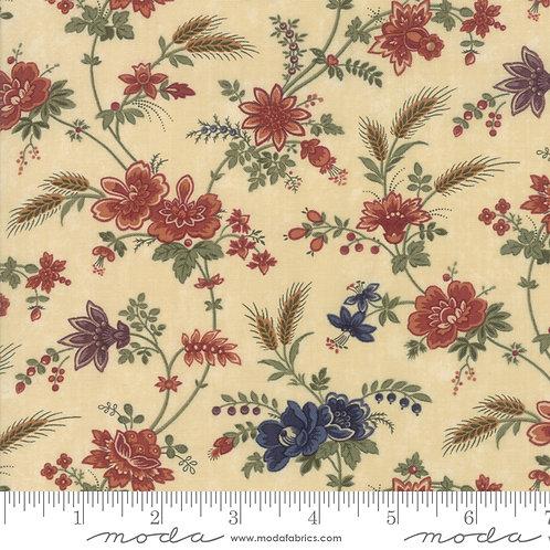 Milestones 9610 11 Floral Moda Kansas Troubles
