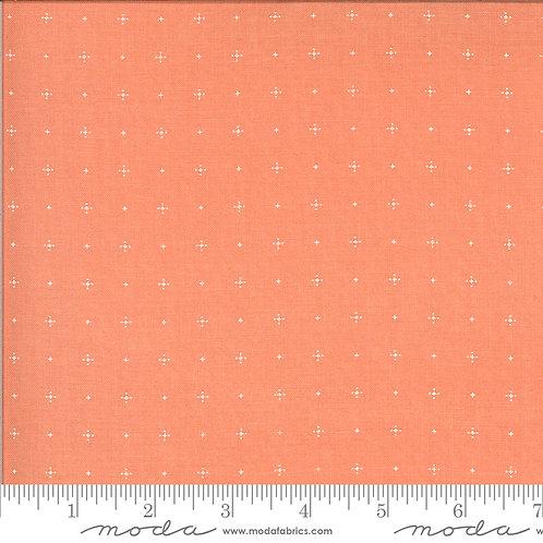 Apricot & Ash 29106 12 Orange Peach Coral Tonal Moda Corey Yoder
