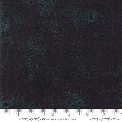 Kringle and Claus 30150 507 Black GRUNGE Moda Basic Grey