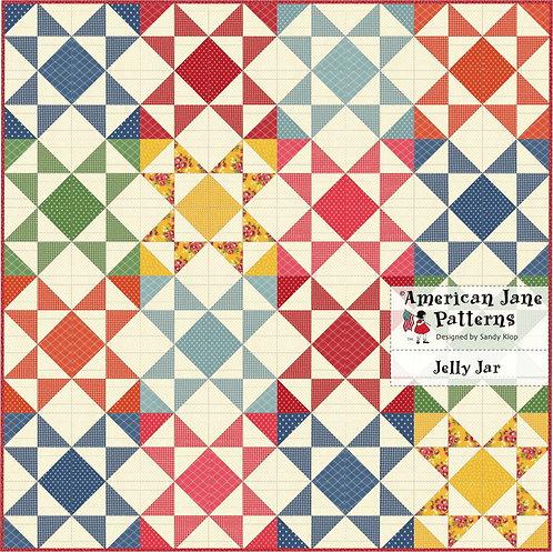 American Jane JELLY JAR  Pattern