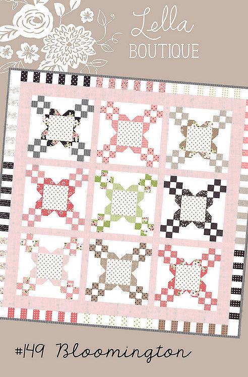Lella Boutique BLOOMINGTON Jelly Roll Pattern