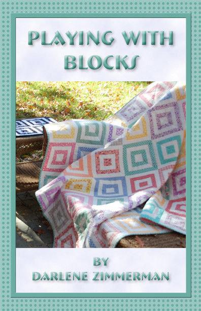 Darlene Zimmerman PLAYING WITH BLOCKS Pattern
