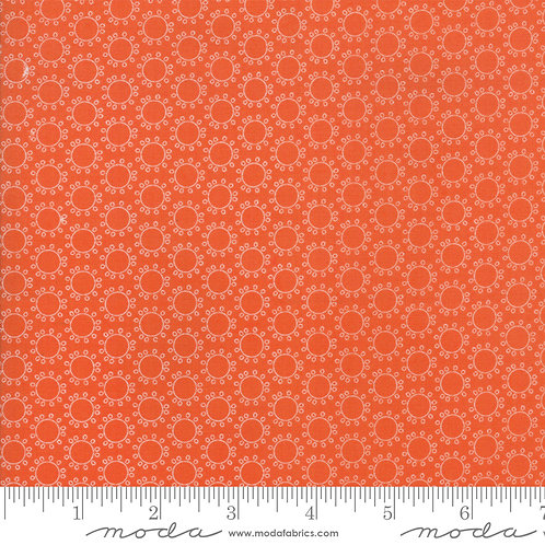 Wanderlust 3545 18 Orange Tonal Moda Amy Ellis