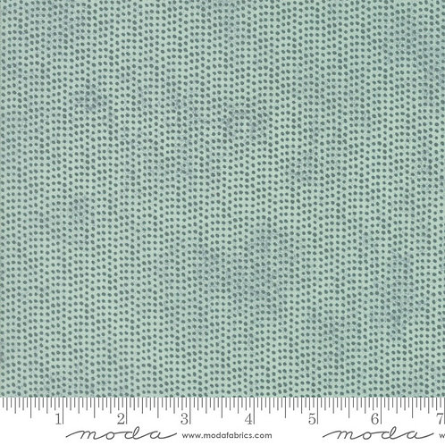 Saturday Morning 30448 20 Green Tonal Moda Basic Grey