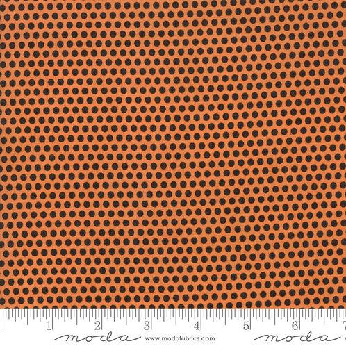Hocus Pocus 17936 22 Orange Black Dots