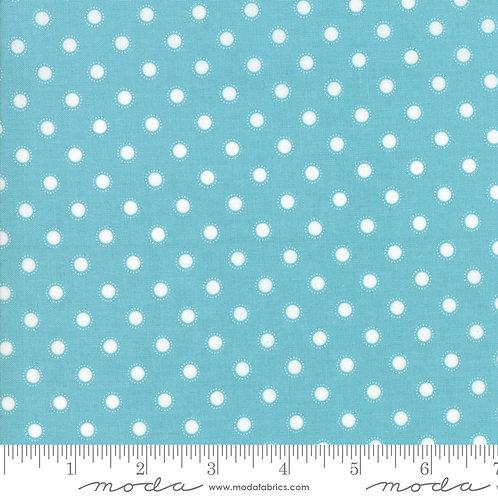 Bloomington 5114 16 Blue Polka Dot Moda Lella Boutique