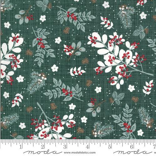 Juniper 13200 17 Green Floral Moda Katie & Birdie