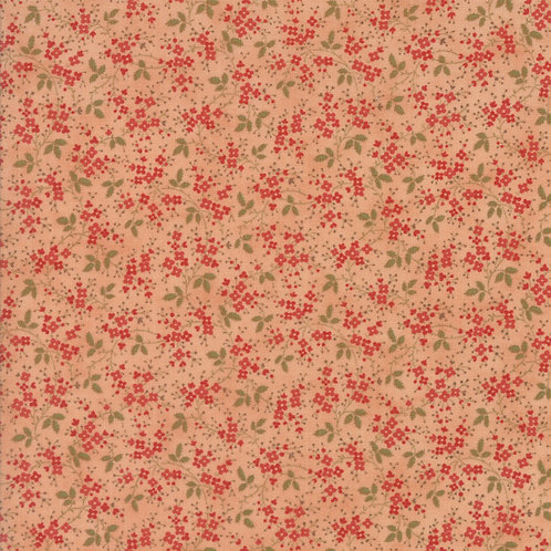Courtyard 44125 16 Rose Floral Moda 3 Sisters