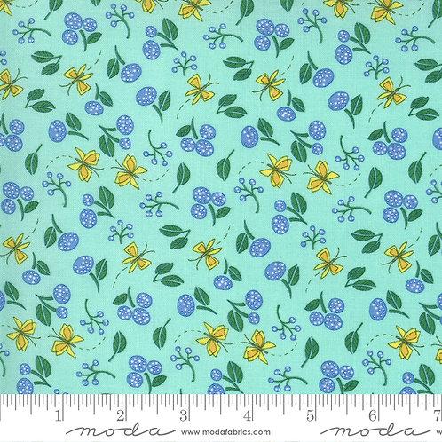 Cottage Bleu 48693 13 Dewdrop  Moda Robin Pickens