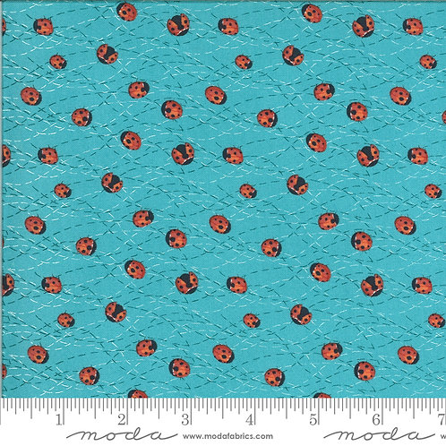 Solana 48684 17 Pond Ladybugs Moda Robin Pickens