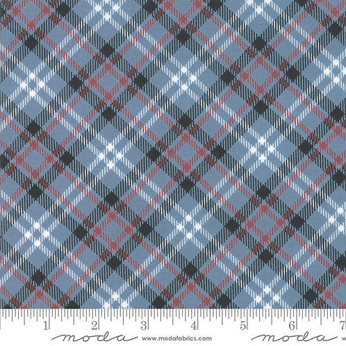 Branded 5786 16 Blue Plaid Moda Sweetwater