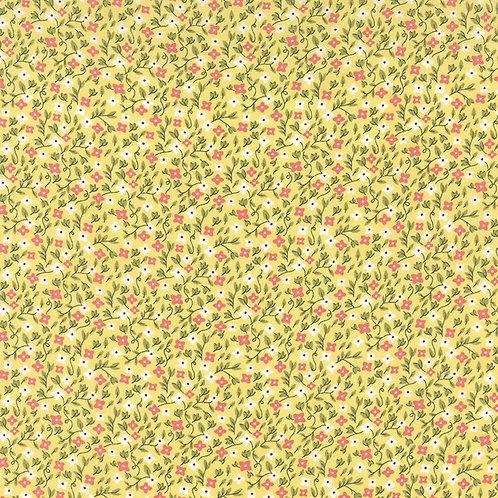 Little Miss Sunshine 5024 12 Yellow Floral