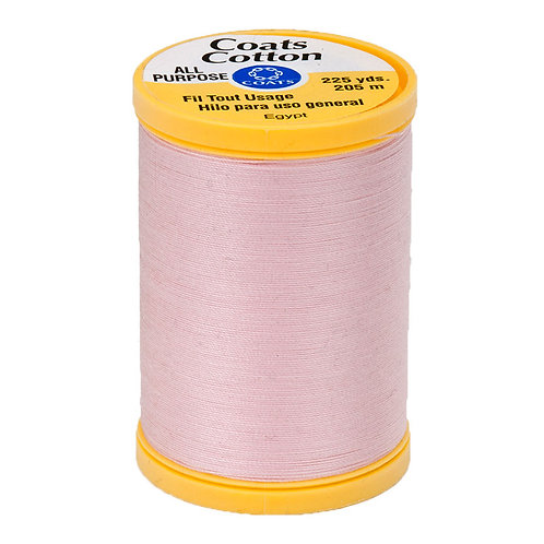 Coats & Clark Thread LT PINK 3 spools 30wt