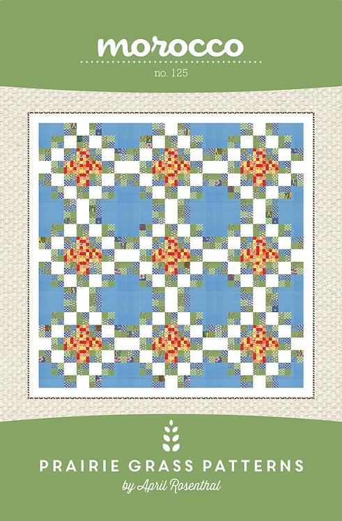 Priarie Grass MORROCO Pattern