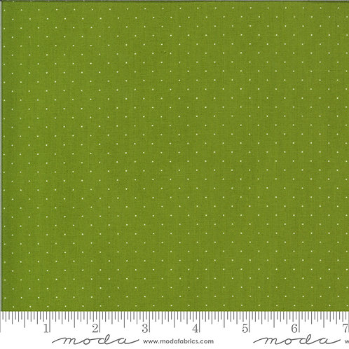It's Elementary 21098 155 Green Pindot Moda AMERICAN JANE