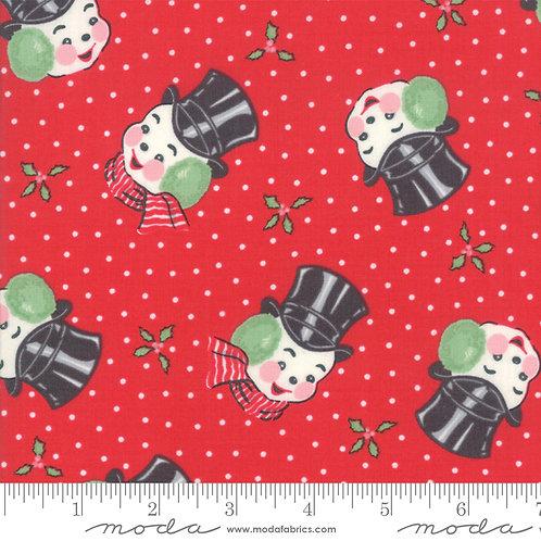 Sweet Christmas 31152 12 Red Snowman Urban Chicks