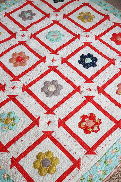 A Quilting Life SWEET Layer Cake Pattern