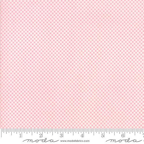 Cottontail Cottage 2926 13 Pink Check Moda Bunny Hill