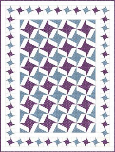 Cotton Cottage Press PINWHEEL PARADE Pattern