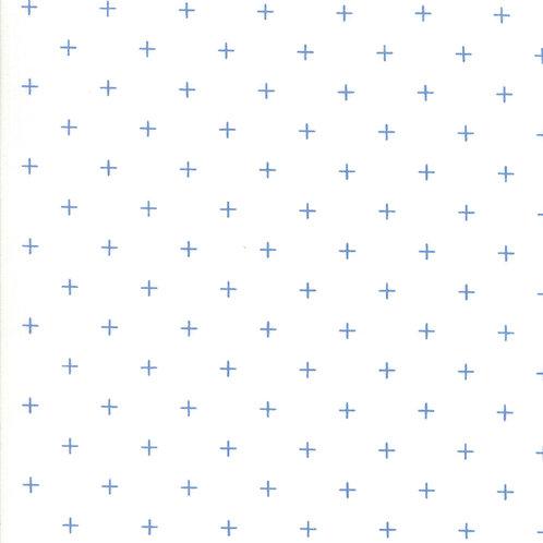 Breeze 1696 11 White Blue Crosses Zen Chic