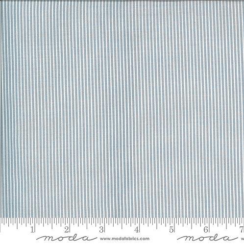 Folktale 5125 17 Blue Striped Moda Lella Boutique