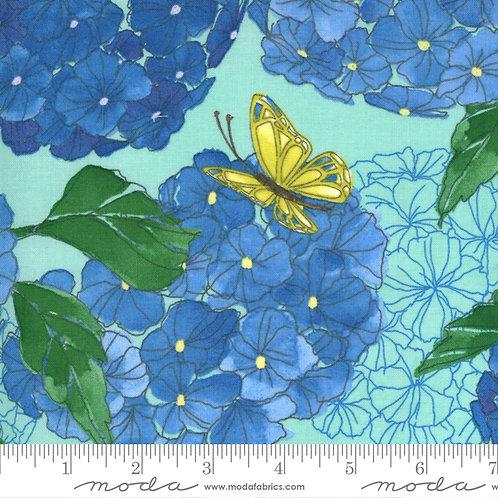 Cottage Bleu 48690 13 Dewdrop Moda Robin Pickens