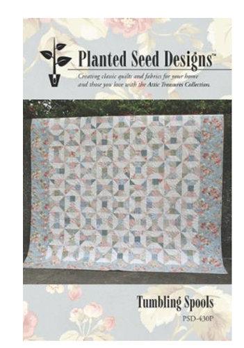 Planted Seed TUMBLING SPOOLS Pattern