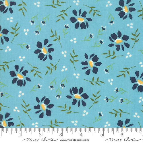 Walkabout 37561 17 Blue Floral