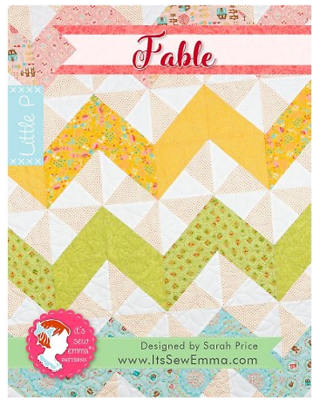 It's Sew Emma FABLE Fat Quarter Pattern