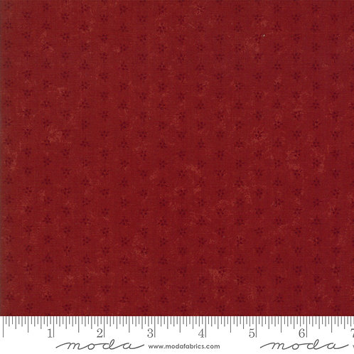 Nature's Glory 9587 13 Red Burgundy Tonal Moda Kansas Trouble