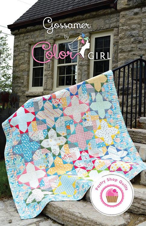 Color Girl GOSSAMER Pattern