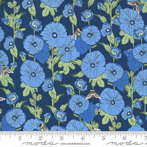 Break of Day 43101 14 Blue Floral Moda Sweetfire Road