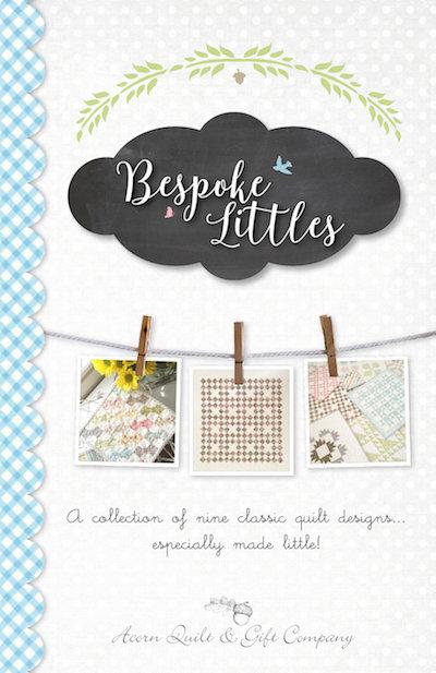 Brenda Riddle BESPOKE LITTLES Pattern Booklet