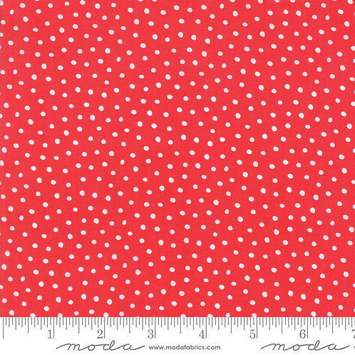 Snow Day 20637 12 Red Polka Dot Stacy Iset Hsu