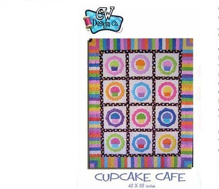 CW Designs CUPCAKE CAFE Pattern