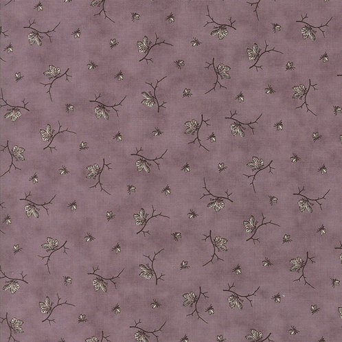 Quill 44157 17 Lavender Purple Floral Moda 3 Sisters