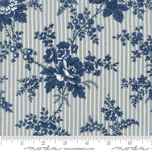 Northport 14880 12 Navy Blue Floral