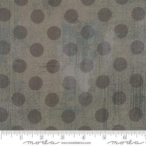 Grunge Hits the Spot 30149 33 Dark Brown Moda Basic Grey