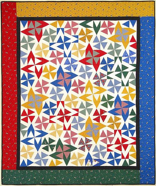 American Jane CROSSWISE  Pattern