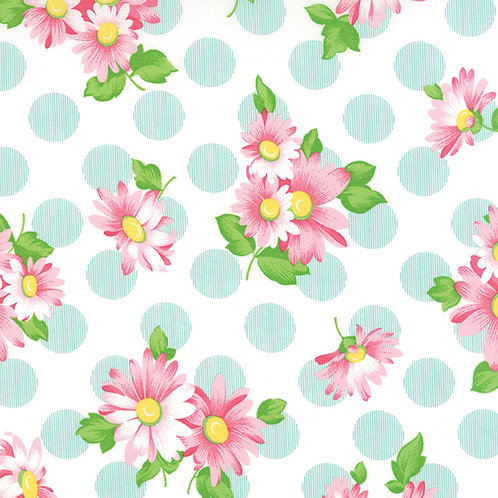 Sew &Sew 33184 15 Pink Floral