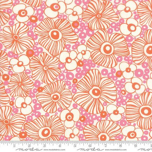 Botanica 11842 14 Orange Moda Crystal Manning