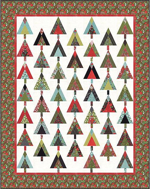 Antler Quilt Designs Doug Leko JUNIPER BERRY Pattern