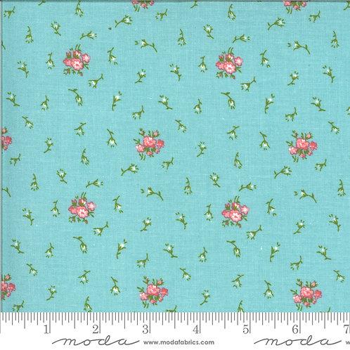 Pocketful Posies 33546 12 Blue Pink Floral Chloe's Closet