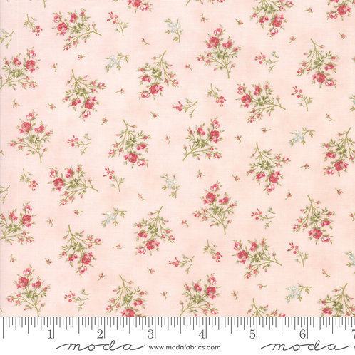 Rue 1800 44227 12 Pink Floral Moda 3 Sisters
