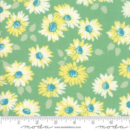 Cheeky 31143 15 Green Yellow Floral Moda Urban Chicks