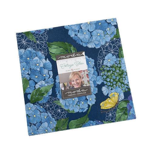 Cottage Bleu Moda Robin Pickens Layer Cake