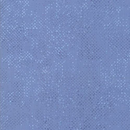 Spotted 1660 73 Nautical Navy Blue Tonal Moda Zen Chic