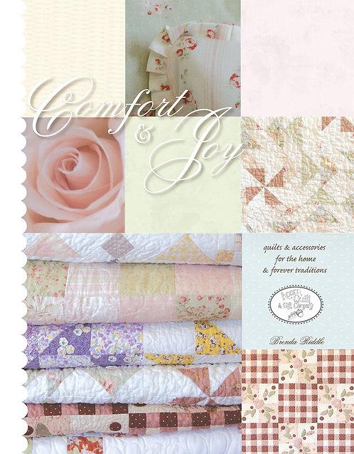 Comfort & Joy Quilt Book