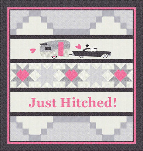Coach House JUST HITCHED Pattern