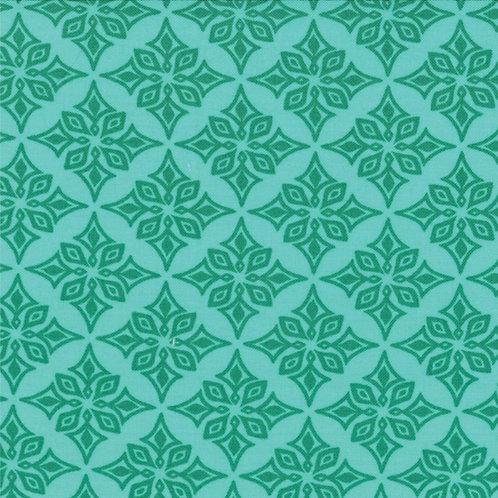 Daydream 27178 11 Green Tonal Moda Kate Spain